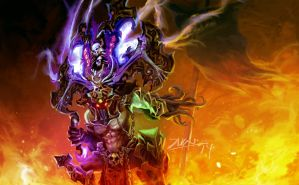 Witch Doctor by kengen83