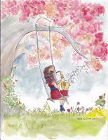 Swing into Spring by mouette-sky