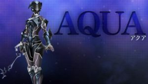 Aqua -The Keyblade Maiden- PSP by CrystalSekai