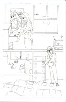 Talking snake page 1 by Bouserthedog
