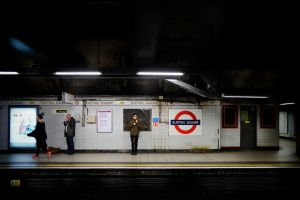 Euston Sqr Stop by MrMartiniLux