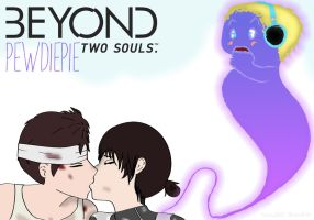 Beyond Two Souls - PewDiePie by bubu2993