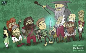 Hobbit by Ce8