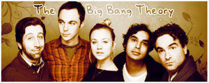 TBBT Cast Signature by ManonGG