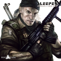 SLEEPER-Orphans of the Cold War-Mercenary#2 by mlappas