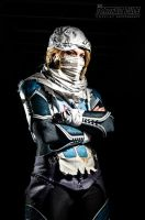I am Sheik. Survivor of the Sheikahs. by TerminaCosplay