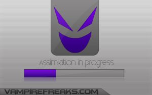 Assimilation in progress by gravedesires777