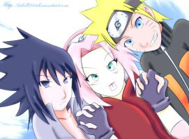 Our team 7 by idolnya