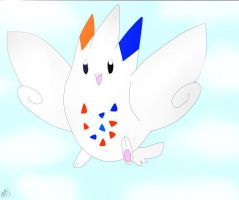 Togekiss by leafyloo