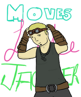 Baird's Moving Like Jagger by x0cutiepie0x
