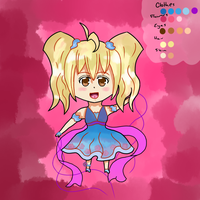 Adoptable Chibi by groncaloncia