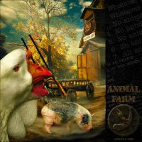 Animal Farm by inObrAS