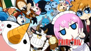 Fairy Tail Wallpaper by Fyre-Nyxy