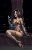 WITCHBLADE by DAVID-OCAMPO