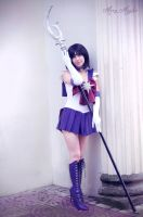 Sailor Saturn by MaryMagika