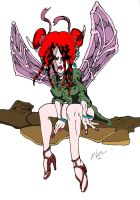 Mad Fairy Girl by fols2005