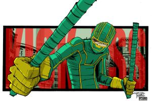 Kick-Ass by KidNotorious by VPizarro626
