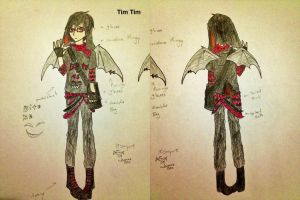 Tim Tim contest entry by Echo-Neko8