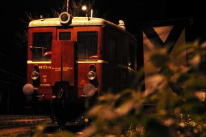 Old train by Solco90