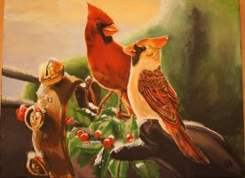 Birds by Art-For-Our-Hearts