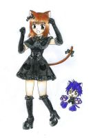 Shugo Chara - me and Yoru by Nisai
