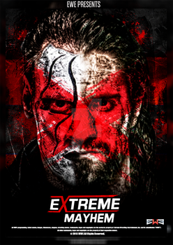 Ewe Extreme Mayhem Poster by Sjstyles316