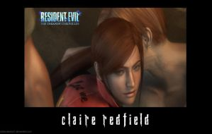 Claire Redfield ScreenShot by Claire-Wesker1