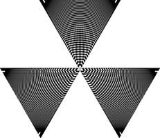 Slow Moving Triangles by azieser