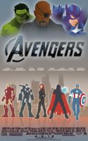 "MPS' - ""the Avengers"" by AndrewSS7"