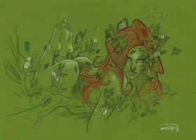 Poison Ivy by DenisM79