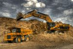 Excavation HDR by OldcityMan