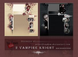 Vampire Knight Layout Pack by artorifreedom