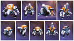 Space Team  - Leviathan Mech v1.1 (collage) by Jandyman