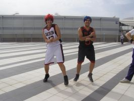 Oppa basket style! by Clare-Sparda