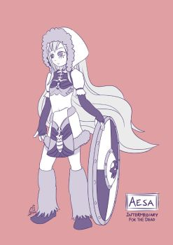 Aesa Redesign by bernoully