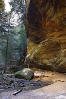 Hocking Hills4 by SaNaArt