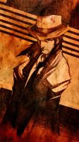 detective by GENZOMAN