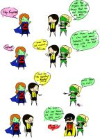 Friends Don't Let Friends Sleep With Superboy by King-of-Losers