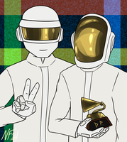 56th Grammys by Lucky-Puppy