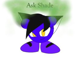 Ask shade! by shadethecb