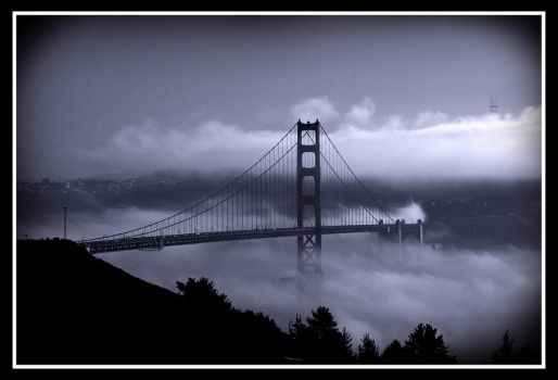 Fogged in Bay by the-shutterbug