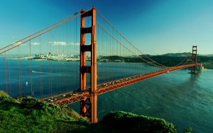 Golden Gate Bridge by jm2c