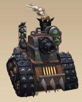 Gnome Tank by Brolo