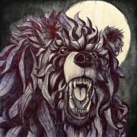 Moon bear by Ethan-Cruz