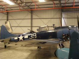 SBD Dauntless by Jetster1
