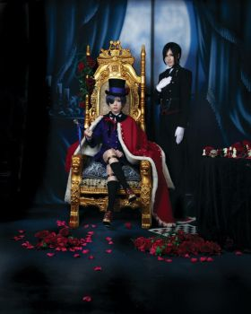 Black Butler 3 by ShanHuang