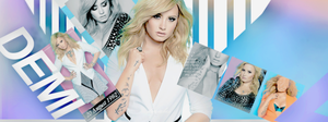 +Demi Lovato by DenizBas
