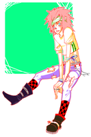 Random Colorfulish Punk by Ahsayuni-Love