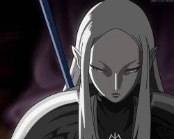 Claymore Irene by GreyKnight40K