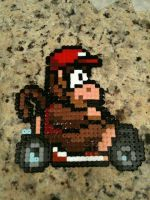 Mario Kart Diddy Kong by powerranger02
